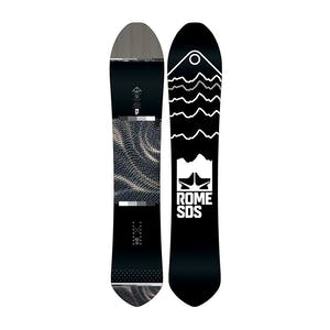 Rome Powder Division 160 PT Snowboard 2019