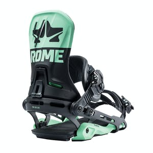 Rome D.O.D Snowboard Bindings 2019 - Andes Mint
