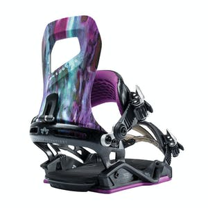Rome Guild Women's Snowboard Bindings 2019 - Purple Reign