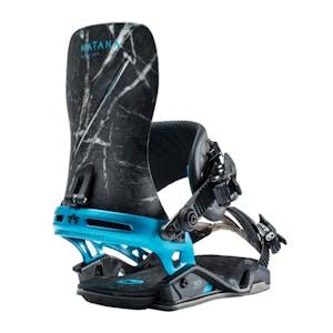 Rome Katana Snowboard Bindings 2019 - Marble