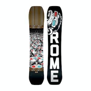 Rome Ravine Alek RK1 155 Snowboard 2020