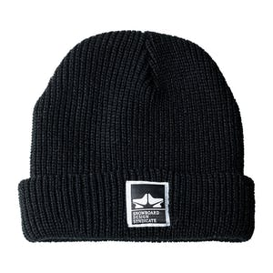 Rome Syndicate Beanie - Black