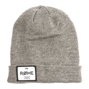 Rome Bank Robber Beanie - Grey