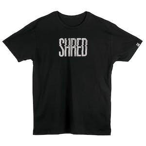 Rome Shred T-Shirt - Black