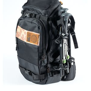 Rome Honcho 30L Backpack - Black/Camo