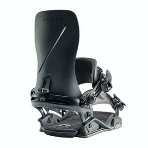 Rome Katana Snowboard Bindings 2020 - Black