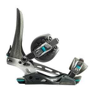 Rome Katana Snowboard Bindings 2020 - Grey Grain