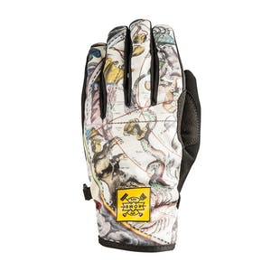 Rome Love Snowboard Gloves - Zodiac
