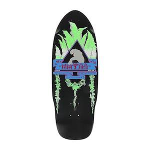 "Santa Monica Airlines Natas Leaves 10"" Skateboard Deck - Reissue"