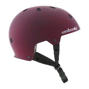 Sandbox Legend Snow Helmet - Burgundy
