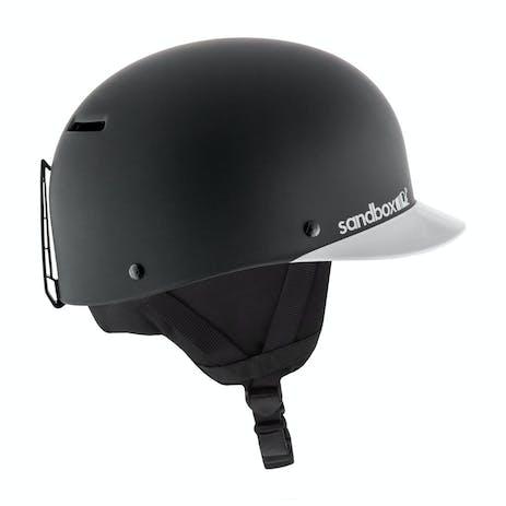 Sandbox Classic 2.0 Snowboard Helmet - Team Black