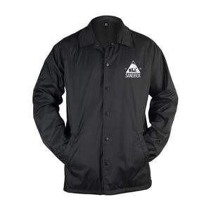 Sandbox Team Coaches Jacket - Black