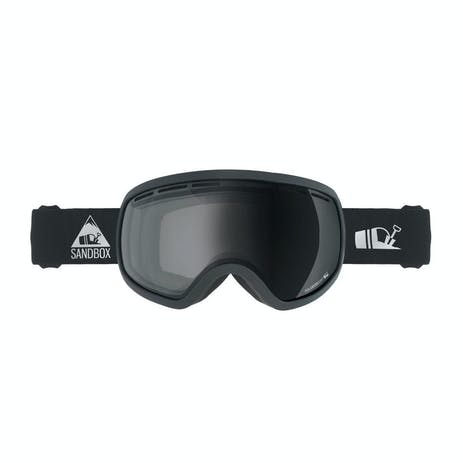 Sandbox The Boss Snowboard Goggle - Black / Polarised Shift