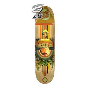 "Santa Cruz Asta Paragon 8.0"" Skateboard Deck - Powerply"
