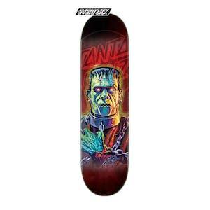 "Santa Cruz The Worst Frankenghost 8.5"" Skateboard Deck - Everslick"