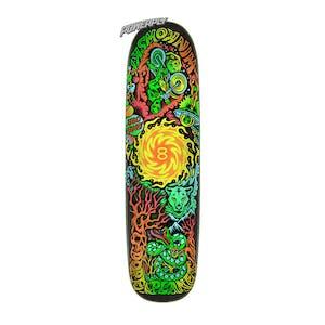 """Santa Cruz Winkowski Dope Planet 8.5"""" Skateboard Deck - Powerply"""