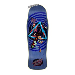"Santa Cruz Winkowski Eighth Dimension 10.34"" Skateboard Deck - Powerply"