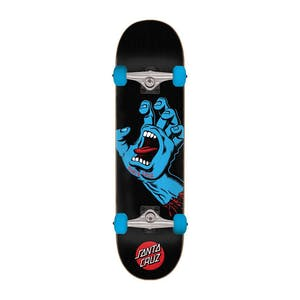 "Santa Cruz Screaming Hand 8.0"" Complete Skateboard - Black"
