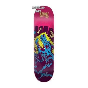 "Santa Cruz Kendall Wolf Flashback 8.125"" Skateboard Deck"
