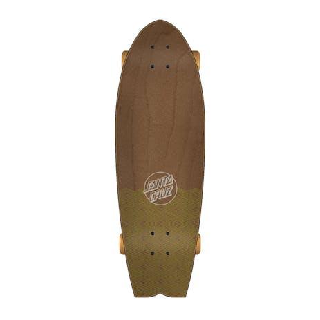 "Santa Cruz Monyo Hand Shark 8.8"" Cruiser Skateboard"