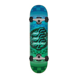 "Santa Cruz Check OGSC 8.25"" Complete Skateboard"