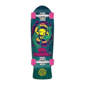 """Santa Cruz Roskopp 3 10.0"""" Cruiser Skateboard"""