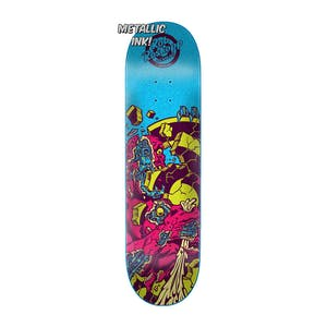 "Santa Cruz Roskopp 4 Flashback 8.6"" Skateboard Deck"