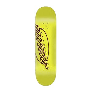 "Santa Cruz Slasher Flashback 8.25"" Skateboard Deck"