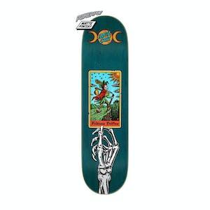 "Santa Cruz Fabiana Tarot 8.25"" Skateboard Deck - Powerply"