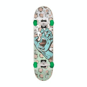 "Santa Cruz Floral Decay 8.0"" Complete Skateboard"
