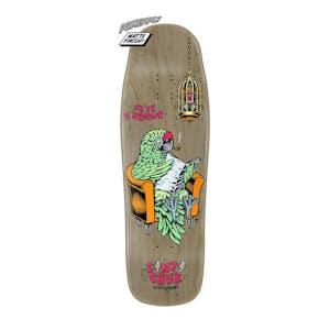 "Santa Cruz Winkowski Birdcage 10.0"" Skateboard Deck - Powerply"