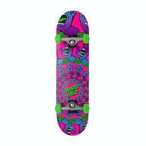 "Santa Cruz Mandala Hand 7.75"" Complete Skateboard"