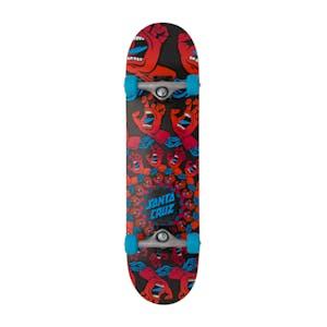 "Santa Cruz Mandala Hand 8.0"" Complete Skateboard"