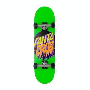 """Santa Cruz Rad Dot 7.5"""" Complete Skateboard"""