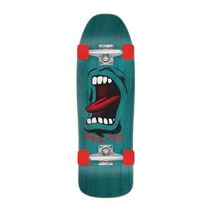 "Santa Cruz Big Mouth 80s Cruizer 9.35"" Complete Skateboard"