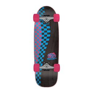 "Santa Cruz Check Pro 8.79"" Cruiser Skateboard"