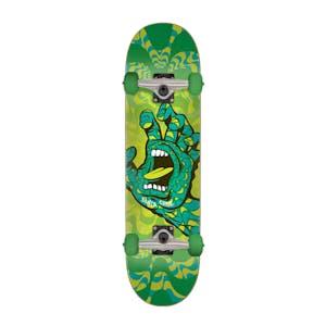 "Santa Cruz Kaleidohand 7.25"" Complete Skateboard"