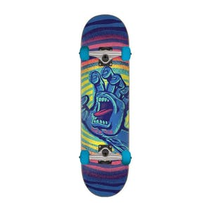 "Santa Cruz Kaleidohand 6.75"" Complete Skateboard"