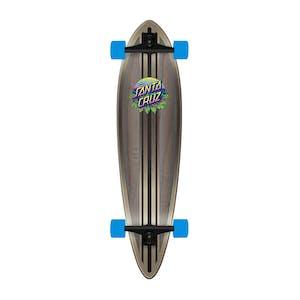"""Santa Cruz Sunset Dot Pintail 9.5"""" x 39"""" Cruiser Skateboard"""