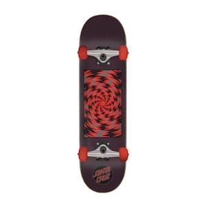 "Santa Cruz Tortile 8.25"" Complete Skateboard"