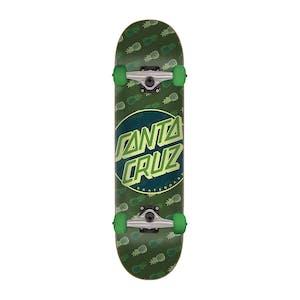 """Santa Cruz Tropic Dot 8.0"""" Complete Skateboard"""