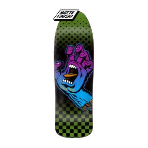 "Santa Cruz Aura Hand Pre-Issue 9.35"" Skateboard Deck"