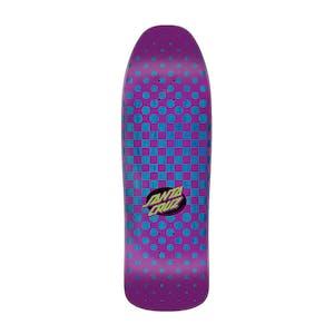 """Santa Cruz Aura Hand Pre-Issue 9.35"""" Skateboard Deck"""