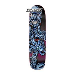 "Santa Cruz Hand Crew Robo 8.5"" Skateboard Deck - Everslick"
