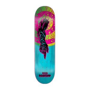 "Santa Cruz Roskopp One Bleed 8.125"" Skateboard Deck"