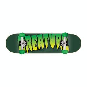 "Creature Full Logo 8.0"" Complete Skateboard"