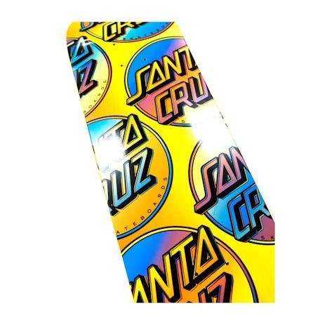 """Santa Cruz Contra Allover 8.25"""" Skateboard Deck"""