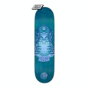 """Santa Cruz Fortune Teller 8.25"""" Skateboard Deck - Delfino"""