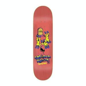 """Santa Cruz Ego 8.25"""" Skateboard Deck - Delfino"""