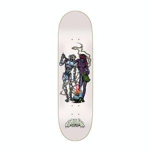 "Santa Cruz Duo VX 8.5"" Skateboard Deck - Wooten"